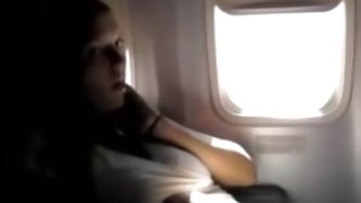 Wild sexy girl loves masturbating preferably on airplanes and in buses. More amateur sex videos