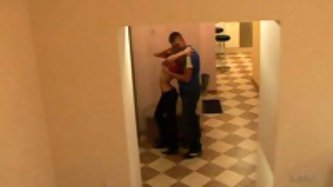 Guy brings a girl home and bangs her on the first date, they even do it right there in the hallway. This girl has no idea that she will soon become th