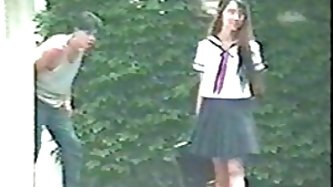 Lustful Japanese Teen Gets Fucked And Facialized In Her School Uniform