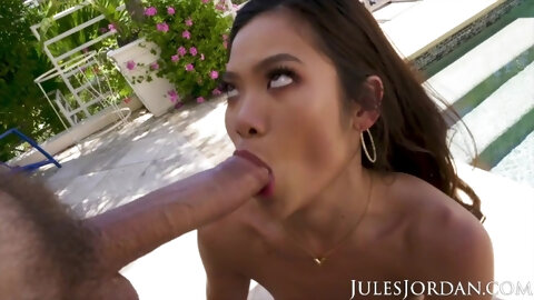 Jules Jordan - Sweet And Innocent Asian Vina Sky