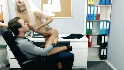 Chaturbate office Lilly
