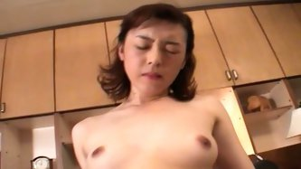 Looking for hot Japanese chick. She is right here and gets her pussy licked by her  boyfriend.  He  tickles her tiny nipples and she rolls her eyes wi