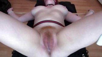 Chubby redhead Video14 gyno examination pussy torture - Toys porn tube video