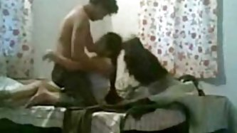 Indian tennage couple fucking very hard in bedroom