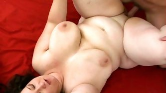 Damn, this busty milf has got a flexible body while she gets slapped in a myriad of styles in hot All Porn Sites Pass sex video.