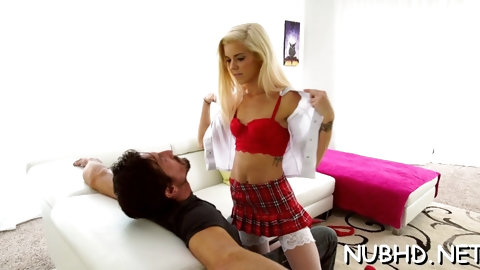 Engaging gf halle von fucked from every angle