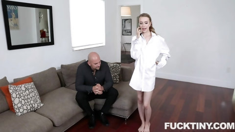 Kristy May Car Trouble Cooch Pounding