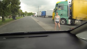 We are changing the history!! Here's an neverseen expedition into the life of Czech prostitutes. Astonishing CZECH DOXY!!! A man sets off in a car f