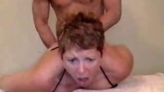 Her first anal adventure
