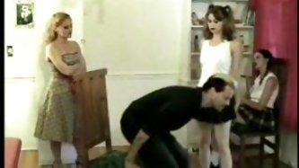 Young schoolgirls must be spanked hard - Schoolgirl Porn