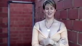 Amateur hot wife Kym new home inspection video. Kym is going to by a new house and she does a naughty inspection, a nude one. See more Kym hot wife
